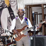 Cheick Tidiane Seck performs